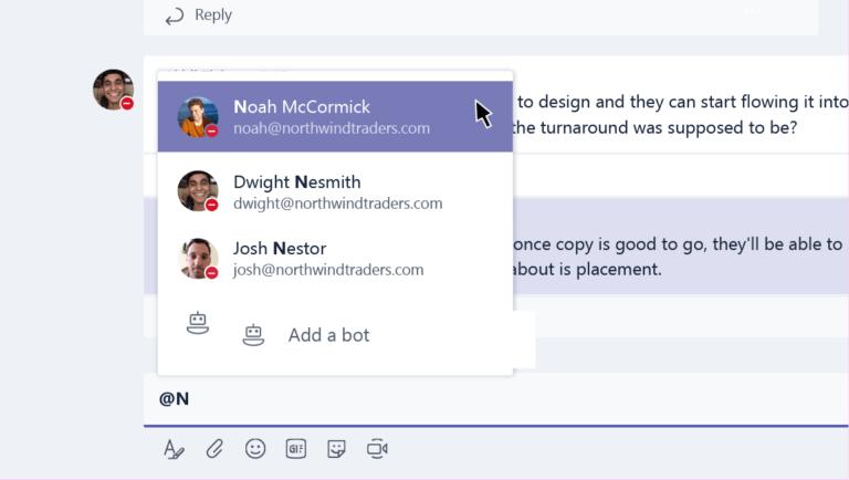Microsoft Teams borítókép